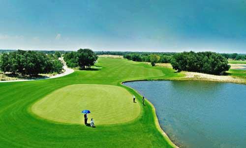 sân golf 1