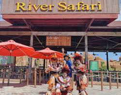 VinWonders River Safari Nam Hội An