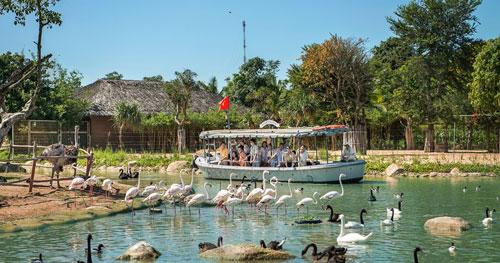 di thuyền river safari