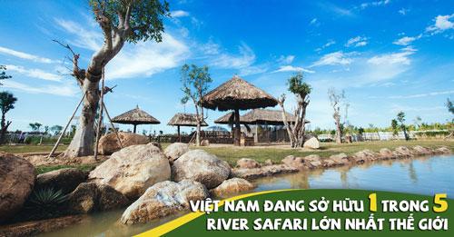 river safari hội an
